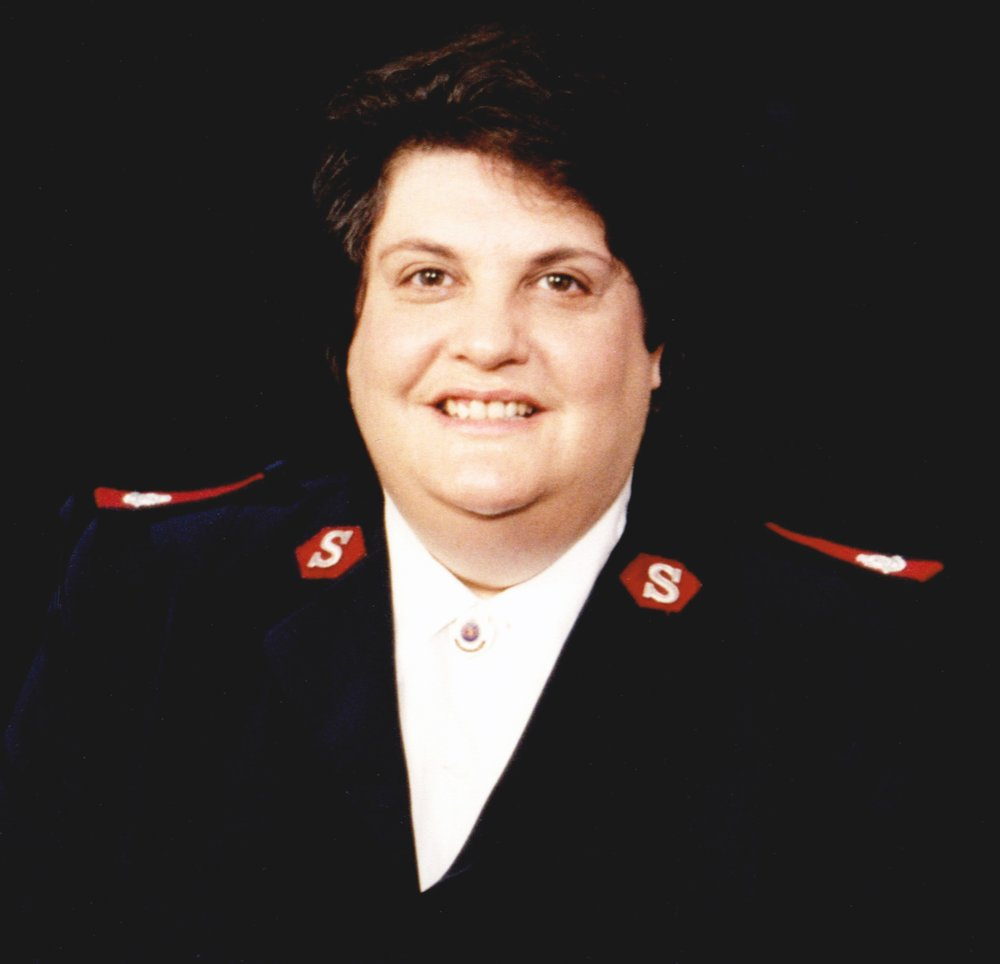 Major Carole Honsberger